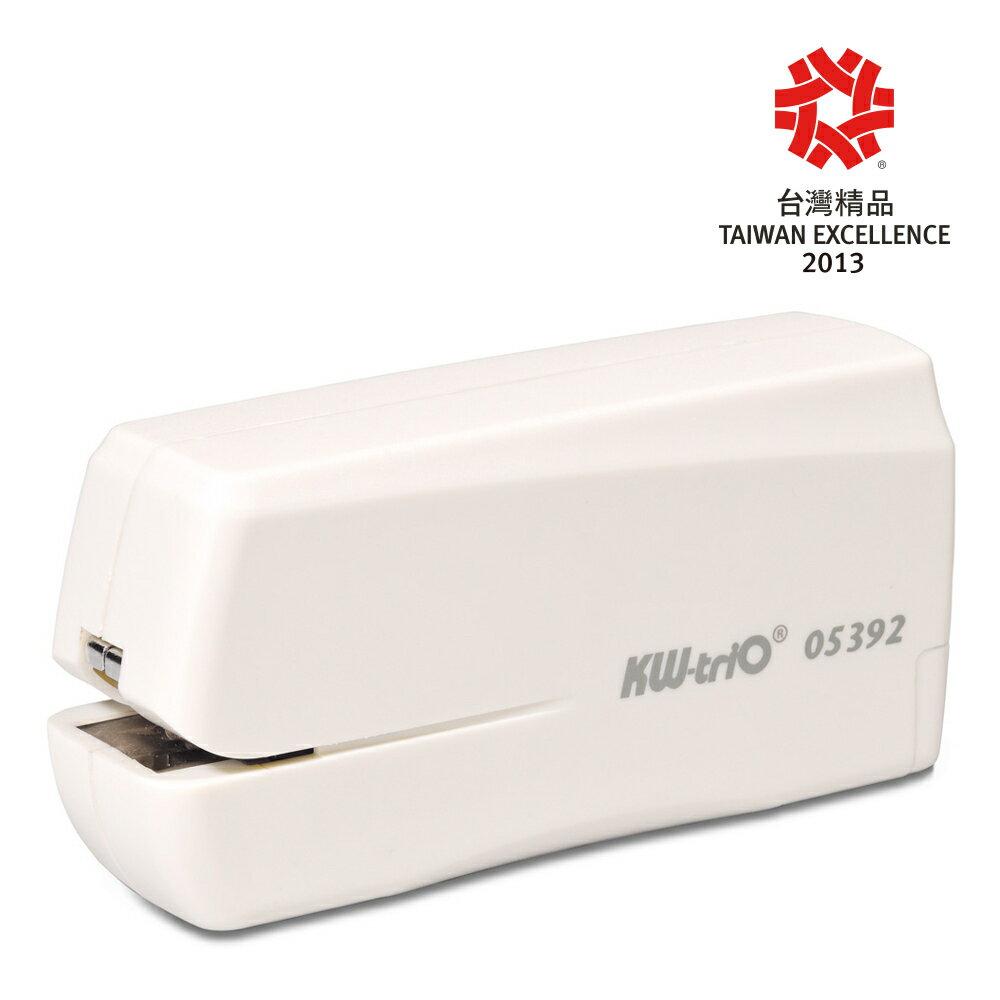 KW-triO 可得優 05392 電動訂書機 釘書機 (電池、USB 二用供電方式)