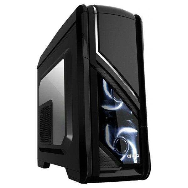 JT3C:【最高折$350】YAMA雅瑪愛國者3大普羅米修斯電腦機殼-黑色