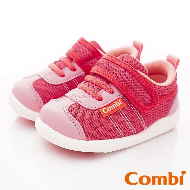 【樂天雙11整點特賣★11 / 4 13:00準時搶購】日本Combi幼兒機能休閒鞋(加贈鞋墊)寶寶段8款任選-樂天雙11 6