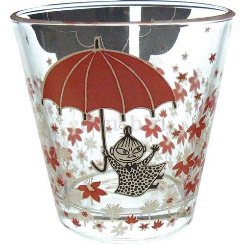 嚕嚕米 阿美玻璃杯/058-145