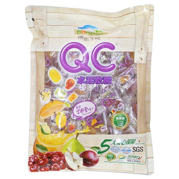 博能生機QC維他命C水果軟糖240g包(字母型)