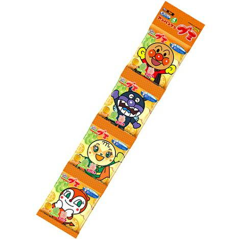 日本進口 麵包超人 水果軟糖 軟糖 糖果 綜合水果軟糖 日本軟糖 賞味18.06 櫻花寶寶