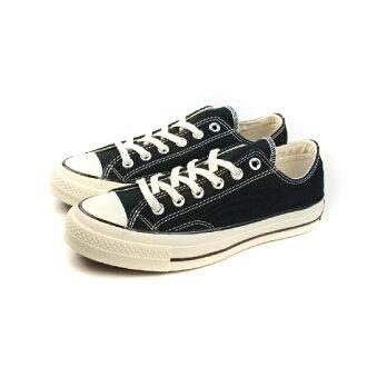 CONVERSE ALL STAR 70 帆布鞋 黑色 男女鞋 no282