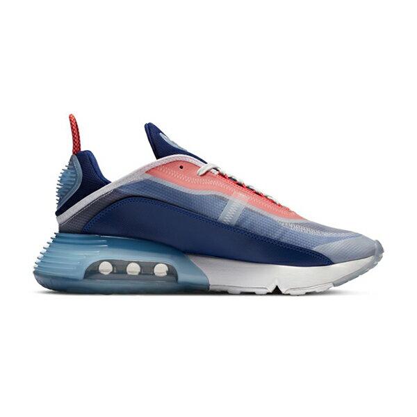 "【NIKE】NIKE AIR MAX 2090 ""USA"" 運動鞋 慢跑鞋 氣墊 粉藍白 男鞋 -CT1091101 2"