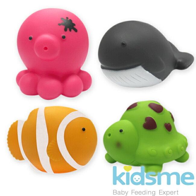 英國【kidsme】噴水玩具(海洋 / 莊園系列) 洗澡玩具-米菲寶貝 1