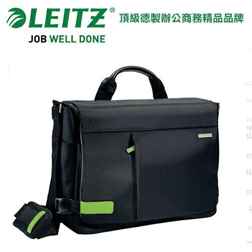 <br/><br/> 德國LEITZ 智慧商旅系列 6019 15.6吋旅行書包-黑 / 個<br/><br/>