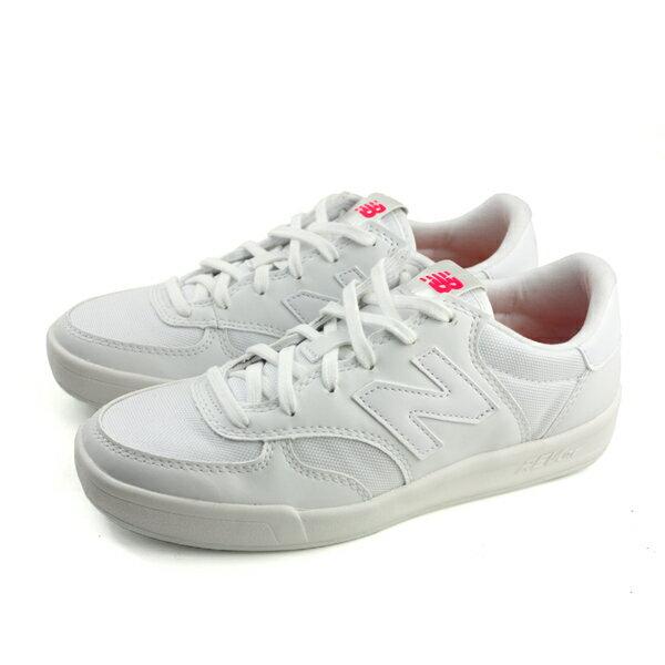 NEWBALANCE復古鞋運動鞋白色女鞋WRT300CG-Dno485