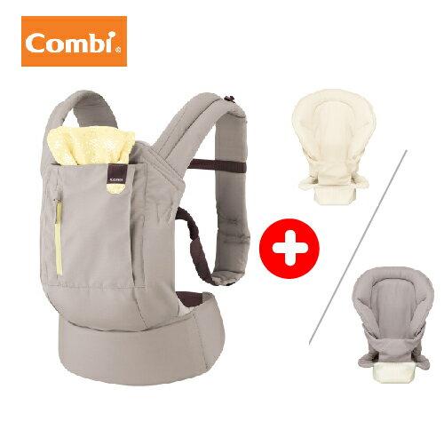 日本【Combi】 Join 舒適減壓腰帶式背巾(4色)(含新生兒全包覆式內墊) 3