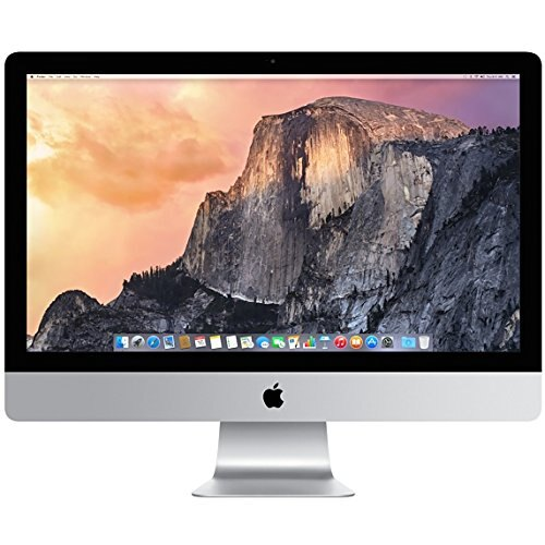 Apple Refurbished iMac G0PG0LL/A 27-Inch Display Desktop (Intel Quad-Core i5 3.4GHz, 16GB RAM, 3TB hard Drive, Mac OS X), (Certified Refurbished) 0