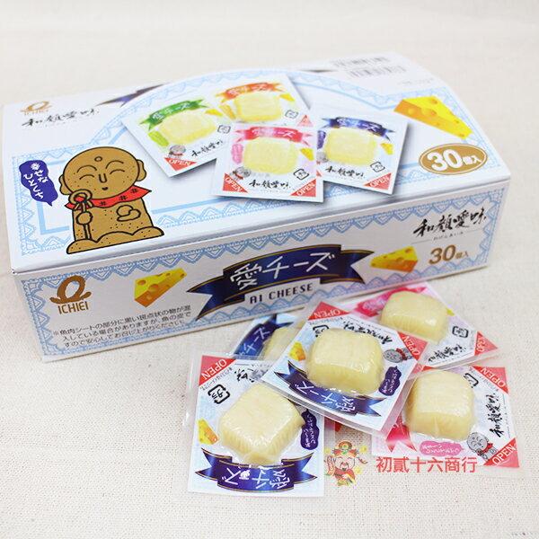 【0216零食會社】日本一榮-鱈魚起士