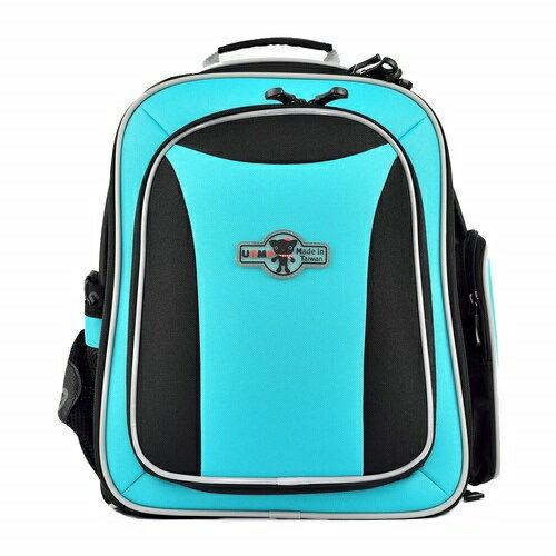 X射線【Cg3329】UNME小雪貂壓紋後背書包3329(可加價變拉桿.綠)台灣製造,開學必備/護脊書包/書包/後背包/背包/便當盒袋/書包雨衣/補習袋/輕量書包/拉桿書包