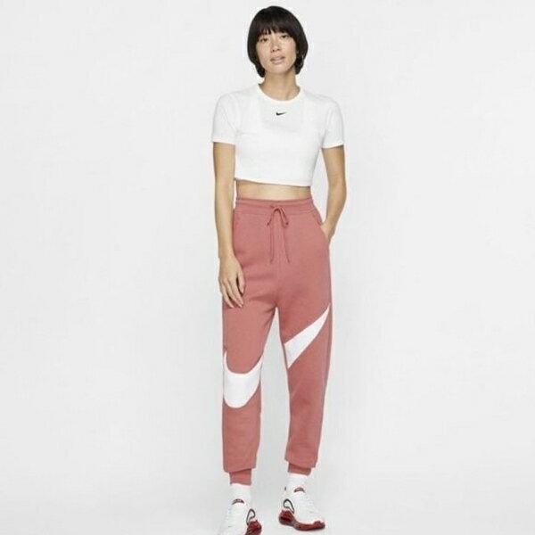 KUMO SHOES-Nike 大勾 黑 運動長褲 BV3938-011/897 女款
