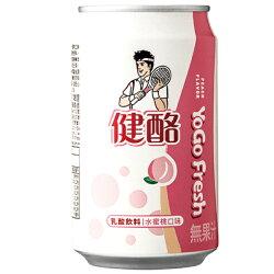 金車 健酪 乳酸飲料-藍莓 320ml