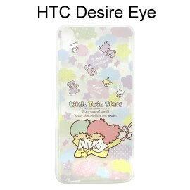 雙子星透明軟殼 [TS3] HTC Desire Eye M910x【三麗鷗正版授權】