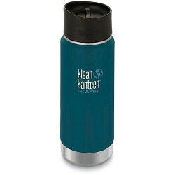 ├登山樂┤ 美國 Klean Kanteen 新款 寬口不銹鋼保溫瓶 16oz / 473ml # K16VWPCC-NB  海王星