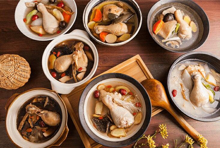 【皇家御膳】秘製米湯雞 / 大份量800G / 電鍋料理包 3