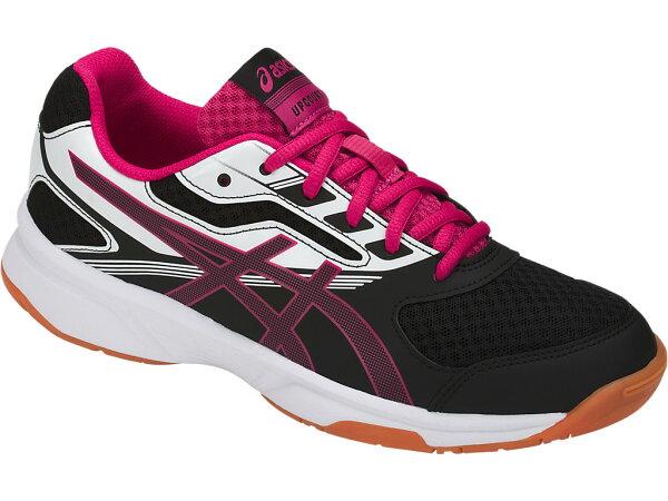 ASICS亞瑟士Upcourt2女鞋(桃紅)排羽球鞋B755Y-9021【胖媛的店】