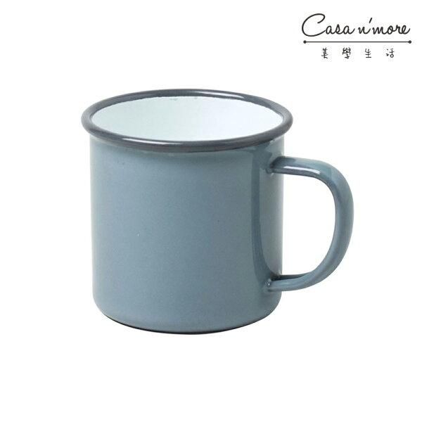【福利品】Falcon獵鷹琺瑯下午茶馬克杯水杯350ml灰白