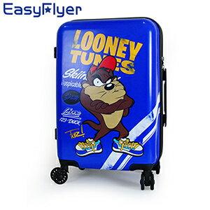 LOONEY TUNES~街頭嘻哈風大嘴怪20吋行李箱