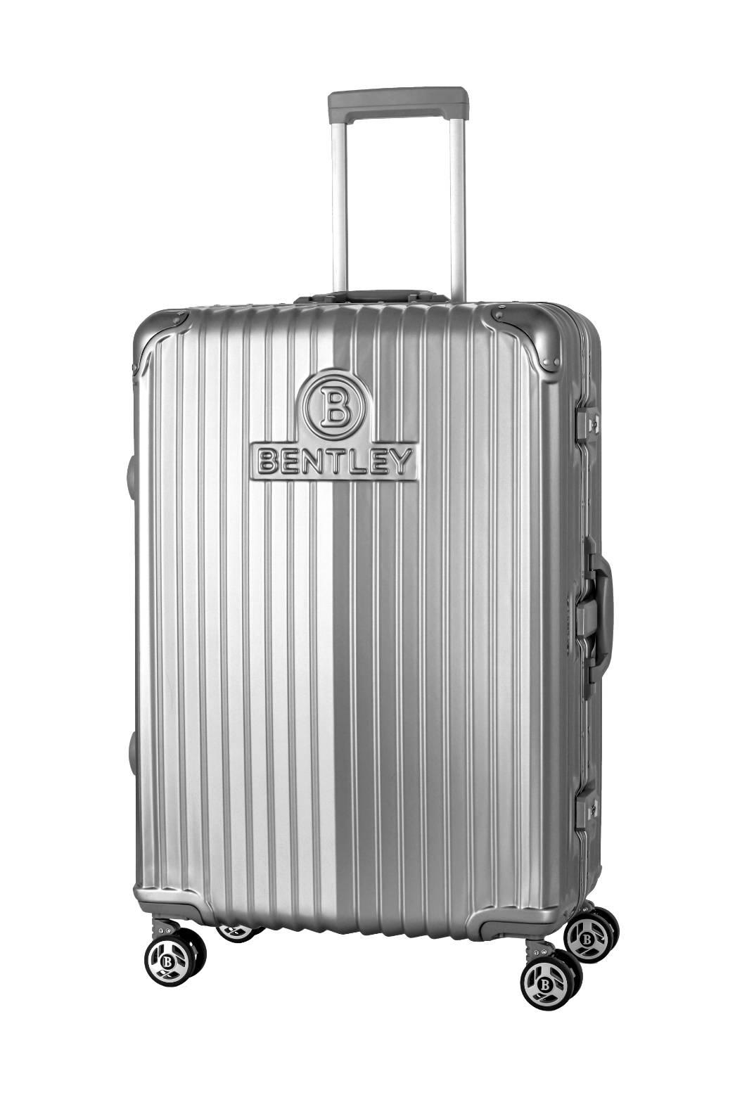 【加賀皮件】Bentley 賓利 PC+ABS 鋁框 硬殼 行李箱 29吋 旅行箱 BL-L1207