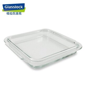 【Glasslock】1200ml方形保鮮盒專用微波蓋(RP534-1)