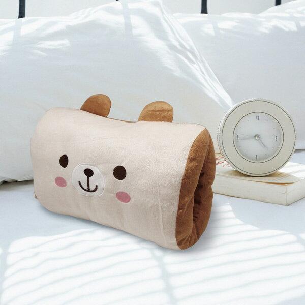 【英國熊】暖手抱枕TA-D15