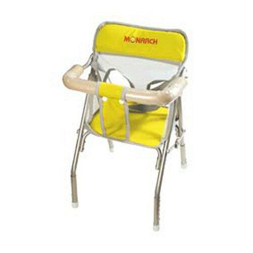 A0752【BabyBabe】升降機車椅-黃