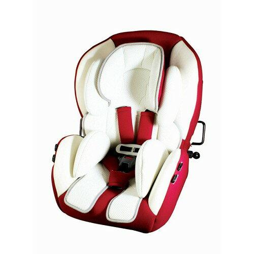 【BabyBabe】六段式汽車安全座椅(酒紅)