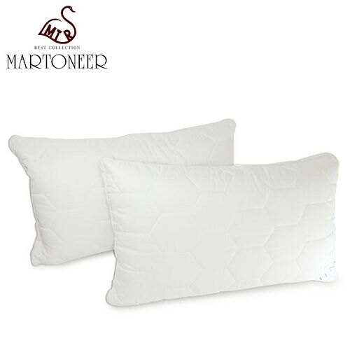【MARTONEER】天絲超細纖維枕(一對╱2入)