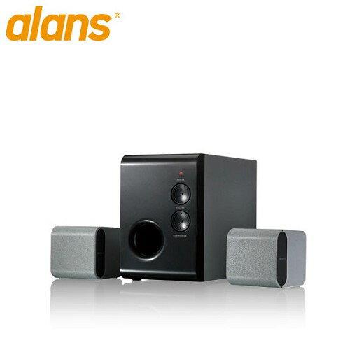 <br/><br/> 【alans】AL-300 2.1聲道多媒體音箱AL-300<br/><br/>