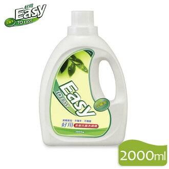 【Easy】茶樹抗菌洗碗精-2000ml補充瓶
