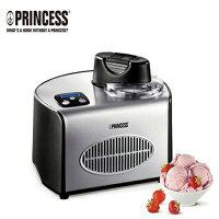 消暑廚房家電到【princess荷蘭公主】全自動冰淇淋機/282600