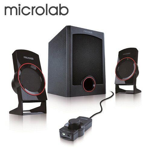 <br/><br/>  【Microlab】M-111  2.1時尚美聲多媒體喇叭M-111<br/><br/>