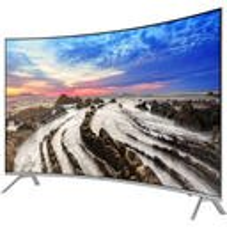 SAMSUNG三星 55吋 LED UHD黃金曲面超4K電視 UA55MU8000【零利率】