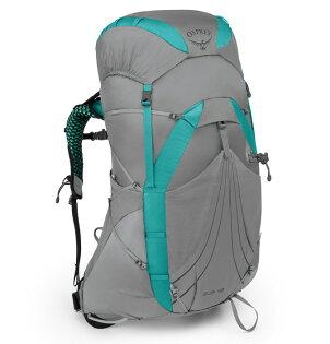 【Osprey美國】Eja48超輕量透氣網背後背包登山背包運動背包健行背包女款春分藍〈容量45L〉/Eja48