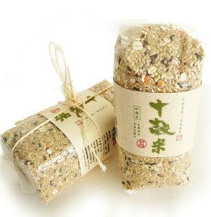 鏡感樂活市集:味榮大地養生十穀米900g包