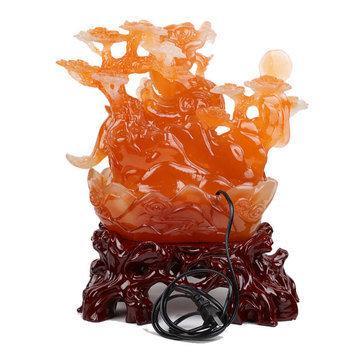 吉善緣 樹脂貔貅擺件 風水球招財轉運家居裝飾品工藝品擺設2095