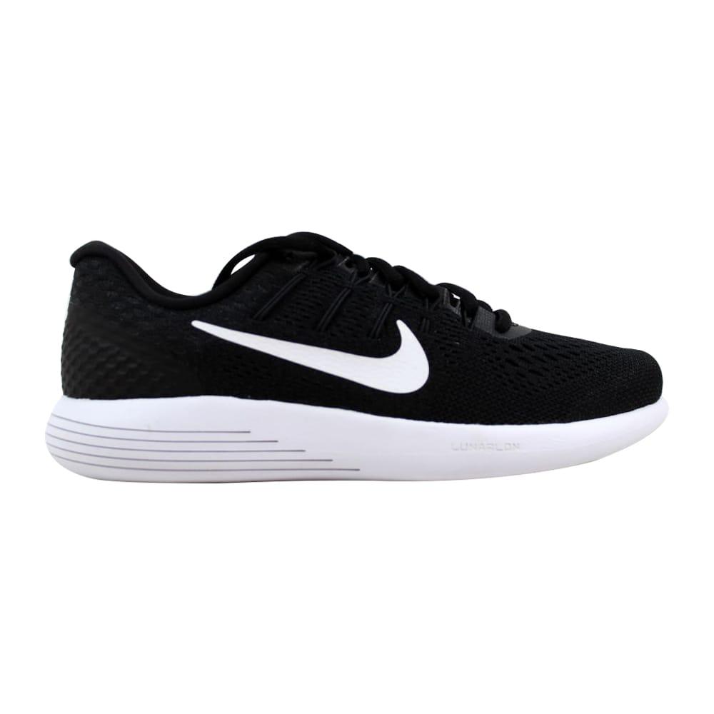 7724c43650 Kixrx: Nike Lunarglide 8 Black/White-Anthracite AA8677-001 Women's ...