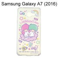 小熊維尼周邊商品推薦雙子星透明軟殼 [休閒] Samsung A710Y Galaxy A7 (2016)【三麗鷗正版授權】