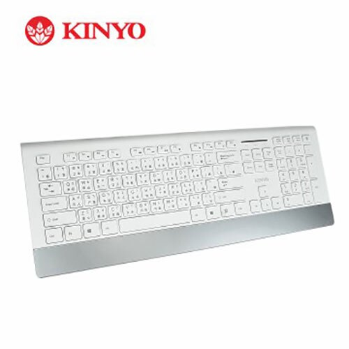 KINYO多媒體巧克力鍵盤LKB-89【愛買】 - 限時優惠好康折扣