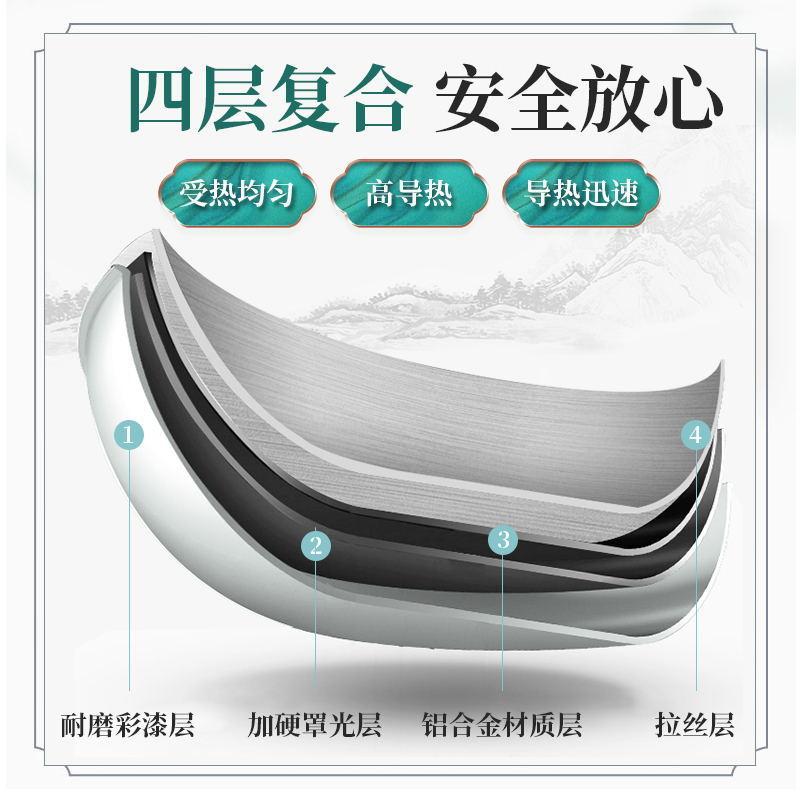 【65年品牌】雙喜高壓鍋家用防爆壓力鍋微