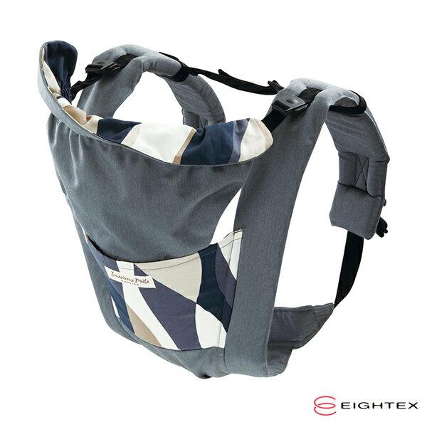 【奇買親子購物網】Eightex桑克瑪為好Prele五合一多功能背巾(花樣黑花樣深藍花樣灰花樣米黃)
