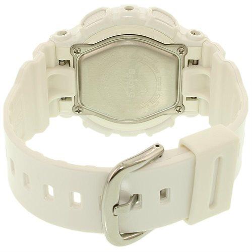 Casio Baby-G White Ani-Digi 3D Watch BA110-7A1 2