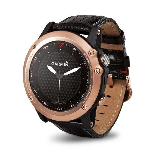 GARMIN fenix 3 心率戶外GPS腕錶 [天天3C] (玫瑰金) 1