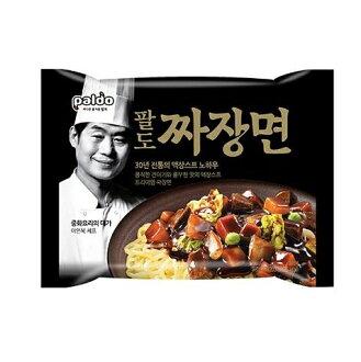 【橘町五丁目】韓國八道金炸醬麵 4袋入PALDO