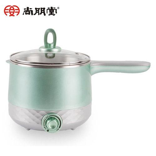 尚朋堂雙層溫控多功能煮麵鍋SSP-1555C