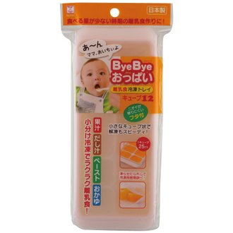 日本製 KOKUBO 小久保 嬰幼兒副食品保存保鮮盒 副食儲存盒 25ml*12格 *夏日微風*