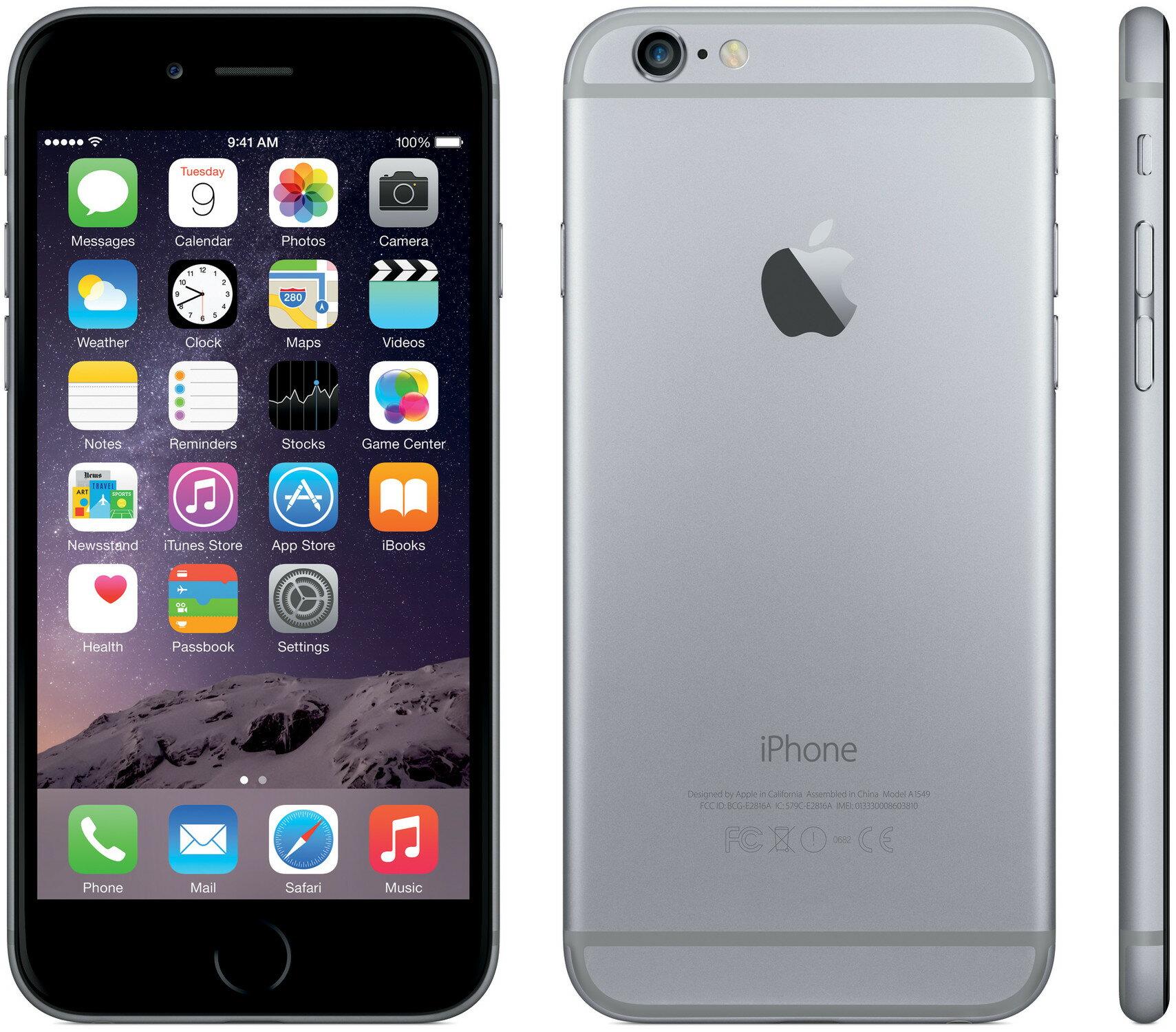 門市拆封 品  Apple iPhone 6 Plus 64GB 5.5吋 蘋果 4G L
