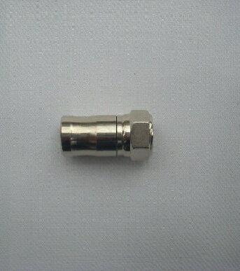 <br/><br/>  CatvSat免使用工具 RG6 5C2V接頭<br/><br/>