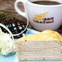媒體推薦父親節蛋糕推薦到父親節蛋糕【塔吉特】摩卡杏仁千層(8吋)★就在塔吉特推薦媒體推薦父親節蛋糕